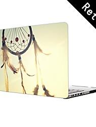 """Dream Catcher ontwerp full-body beschermende plastic geval voor 13 """"/ 15"""" macbook-pro met retina-display"""