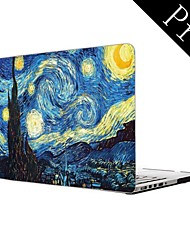 "Vortex Mural Design Full-Body Protective Plastic Case for MacBook Pro 13""/15"" (Non-Retina)"