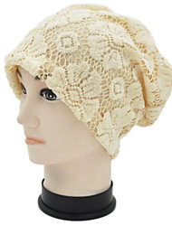 Hou&Tong® Women Flower Lace Beanie Hat