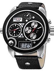 v6 reloj deportivo fecha original de cuarzo analógico de japón ORKINA hombres especiales del ejército negro