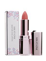 Mikatvonk  Moisture Vivid Lipstick #BR63 3.4g