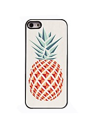Pineapple Design Aluminium Hard Case for iPhone 5