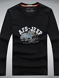 Battlefield Jeep New clima cool Mens Long sleeve cotton T-shirt fashion