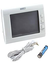 MIEO elektronische temperatuur en vochtigheid meter LCD-display