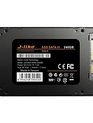"j-like® 2.5 ""s500 240GB disco a stato solido SSD SATA3 ssd hard drive interno da 6Gb / s"
