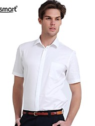 Lesmart Men's Business-sleeved Shirt