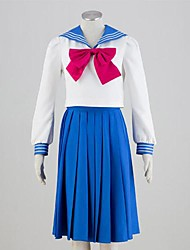Sailor Moon Usagi Tsukino 5 generatie crystal versie zeeman uniformen