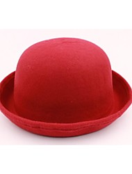 Women Oxford cloth Bowler/Cloche Hat , Vintage/Cute