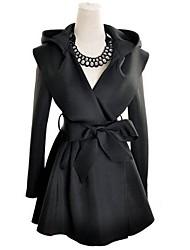 Women's Coats & Jackets , Polyester CYC