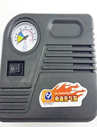 BG565 60W Car Electric Air Compressor - Black (DC 60V)