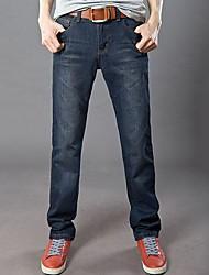 Men's Jeans , Casual Pure Cotton
