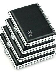 Personalized BlaBlack Four Type Cigarette Case (14)