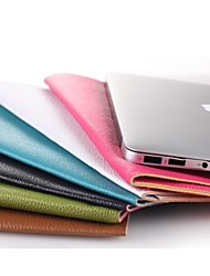 LSS 13'' 14'' Ultrathin Innovative Leather Case for Macbook Air (Assorted Colors)