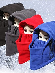 Bike/Cycling Balaclava / Face Mask/Mask Men's Dust Proof / Windproof / Thermal / Warm Fleece Solid Cycling/Bike / SnowsportsAutumn /