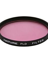 naturaleza filtro fluorescente de 52 mm