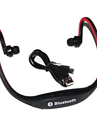 Sports Wireless Bluetooth Headphone Earphone Hifi Stereo Stero Headset for PC MP3 MP4 iPod Mobi