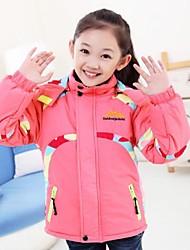inverno casacos grossos da garota (mais cores)