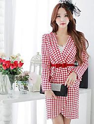 Pink Doll® Women's Fashion Long Woolen Coat