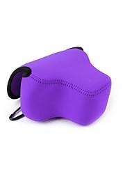 neoprene pajiatu® câmera macio caso saco triângulo de proteção interna bolsa para hs SX60 PowerShot (cores sortidas)