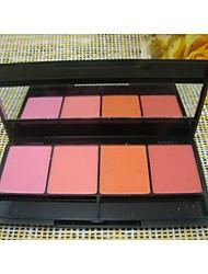 4 Eyeshadow Palette Dry Eyeshadow palette Powder Normal Daily Makeup