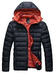 MANWAN WALK®Men's Fashion Winter Thermal Leisure Cotton-Padded Coats,Snow Jacket