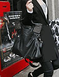VENCHY Fashion Vintage Handbag  10018 Black,White