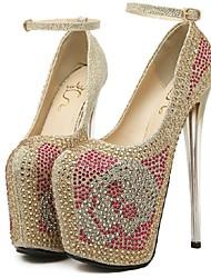 Women's Shoes  Platform  Stiletto Heel Pumps Shoes