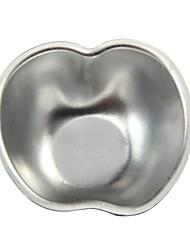 Anodized Aluminum Alloy Apple Cake Mold