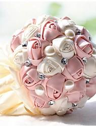 Wedding Bouquets Artificial Bridal Bouquet Accessories For Bouquets Bridesmaid Flower Wedding Decorative Rhinestone