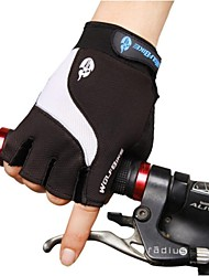 WEST BIKING® Cycling Gloves Fingerless GEL Shockproof Sports Mountain Bike Mittens Summer Breathable Bicycle