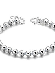 925 Sterling Silver Optical Surface Bracelet