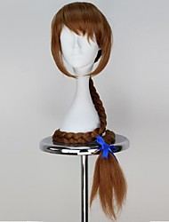 Tinker Bell and the Pirate Fairy Fawn Wig Synthetic Extra Long Braid Anime Cosplay Wig