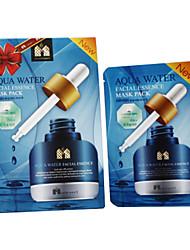 Montvert  Aqua Water Facial Essence Mask Pack 1 set
