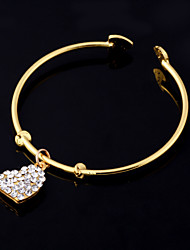 Women's Fashion Bracelet Alloy Rhinestone