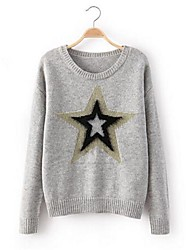 ICED™ Round Collar Fashion Sweaters (More Colors)