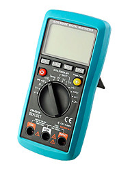 3-1/2 Digits Auto Range Digital Multimeter with Temperature and Battery Testing Function EXPLOIT EM420A