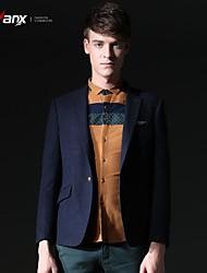 Genanx® Men's simple splicing suit E043