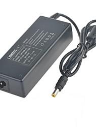 chaulage potable ordinateur portable ac adaptateur chargeur de batterie d'ordinateur portable pour Lenovo / asus / Toshiba (19v-4.74A, 5.5 * 2.5mm)