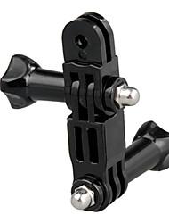 Three-way Adjustable Pivot Arm for Gopro GoPro Hero3+ / Hero3 / Hero2 / Hero