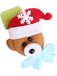 colorato clap cerchio braccialetto bear regalo di natale