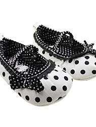 Chaussures bébé Informel Coton Ballerines Multi-couleur