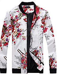 modello alla moda sottile giacca uomo