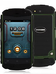 """doogee taitans dg150 3.5 """"3g android 4.2 smart phone robusto (fm, wi-fi, gps, dual core)"""