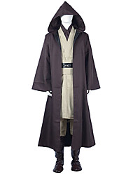 "Star Battle Obi-Wan ""Ben"" Kenobi Cosplay Costume"