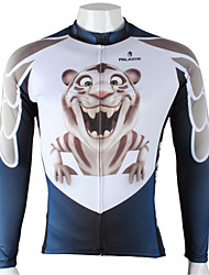 PALADINSPORT  Men's Long Sleeve Cycling Clothes(Upper)