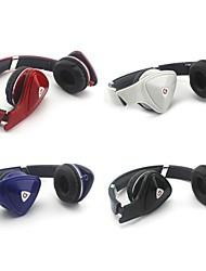 rhp03 en la oreja los auriculares estéreo con micrófono bajo