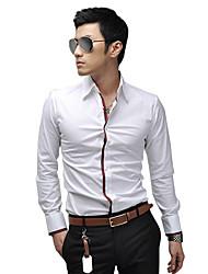 Gloire shirt manches longues Col affaires et occasionnels shirt