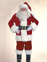 Better Ultra Deluxe Adult Men's Santa Suit(for Height:175-185cm)
