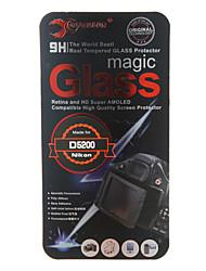 Hartglas Kameradisplayschutzfolie für Nikon D5200