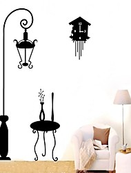Wall Stickers Wall Decals Modern Home Style  Decorative Sticker